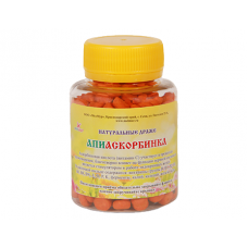 Драже из пыльцы и витамина С «АПИАСКОРБИНКА»